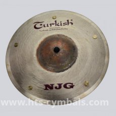 "TURKISH NJG New Jazz Generation Splash Sizzle 9"" - 207gr"