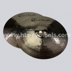 "TURKISH Rock Beat Hi-Hat 14"" - 2330gr"