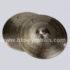"TURKISH Zephyros Hi-Hat 14"" - 2135gr"