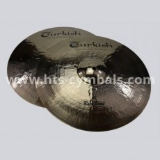 "TURKISH Rock Beat Hi-Hat 14"" - 2461gr"