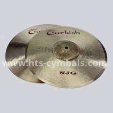 "TURKISH NJG New Jazz Generation Hi-Hat 13"" - 2075gr"