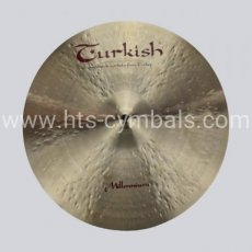"TURKISH Millennium Crash 17"" - 1156gr"