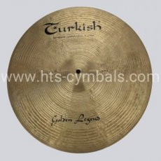 "TURKISH Golden Legend Crash 17"" - 1156gr"