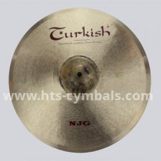 "TURKISH NJG New Jazz Generation Crash 17"" - 1211gr"