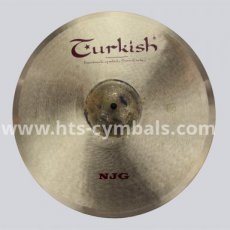 "TURKISH NJG New Jazz Generation Crash 18"" - 1377gr"