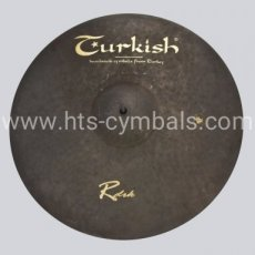 "TURKISH RawDark Crash 17"" - 1244gr"