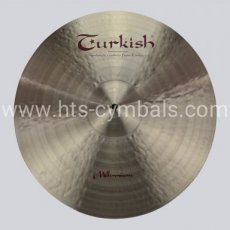 "TURKISH Millennium Crash Ride 19"" - 1839gr"