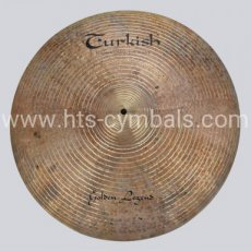 "TURKISH Golden Legend Ride 20"" - 2576gr"