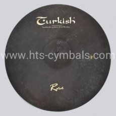 "TURKISH RawDark Ride 22"" - 3667gr"