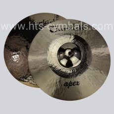 "TURKISH Apex Hi-Hat 13"" - 1907gr"